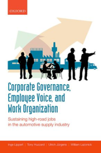 Corporate Governance, Employee Voice, and Work Organization