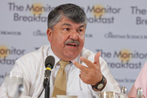 "Richard Trumka on ""Profits Without Prosperity"""