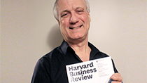 "William Lazonick is the 2014 HBR McKinsey Award winner for his September article ""Profits Without Prosperity."""
